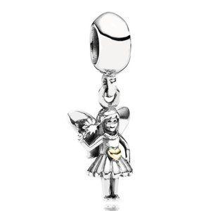 Pandora Fairy Pendant Charm
